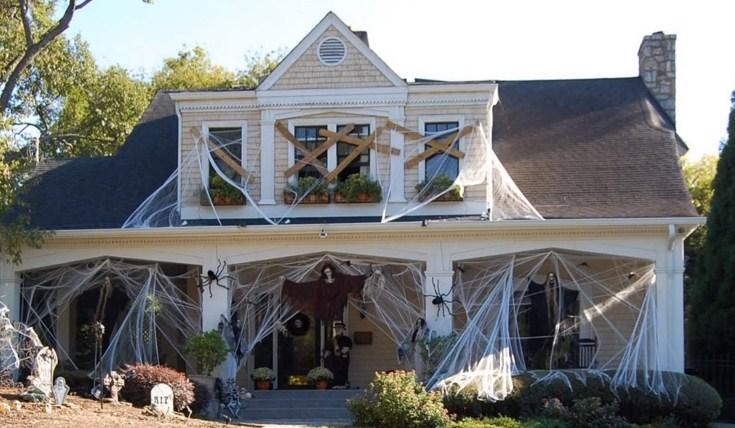Como decorar la casa para halloween
