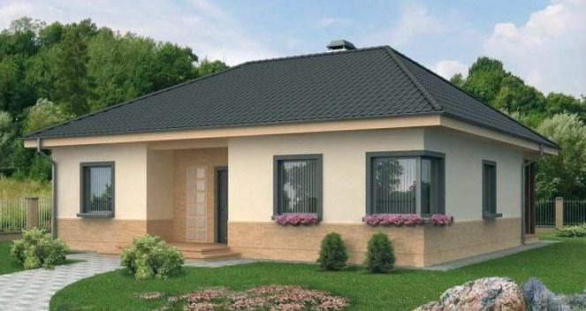 Fachadas de casas sencillas for Fachadas de casas modernas en honduras
