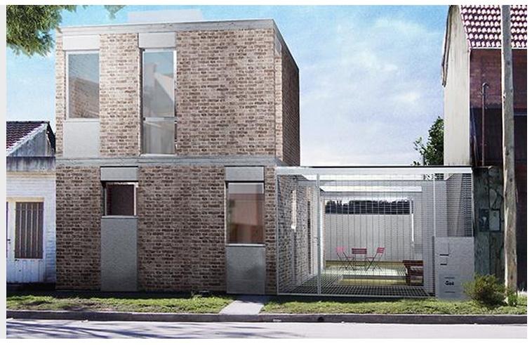 m s tipos de fachadas de casas