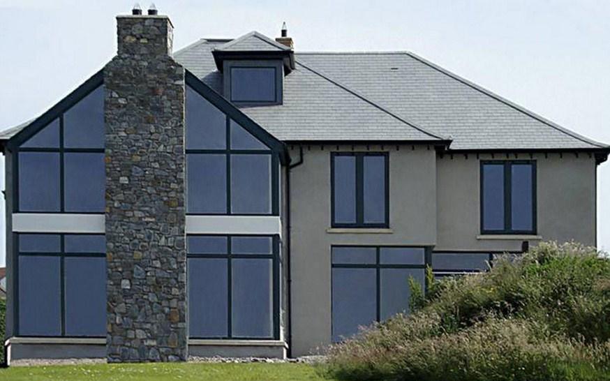 Fachadas de casas con piedra - Piedra rustica para fachadas ...