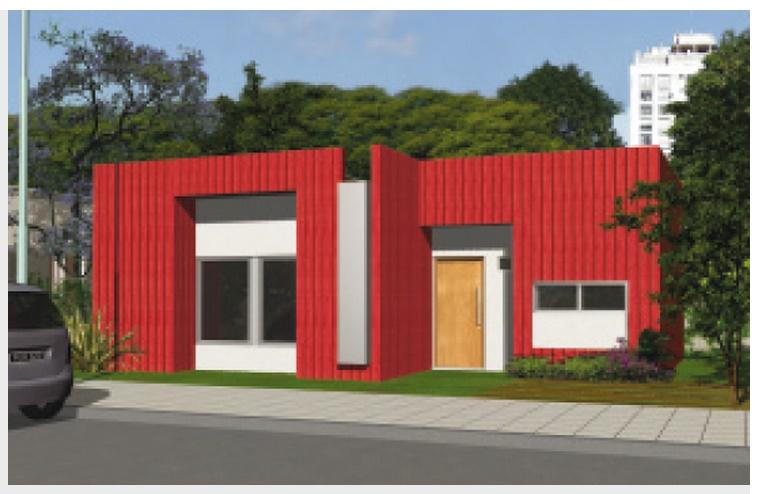 Ms tipos de fachadas de casas
