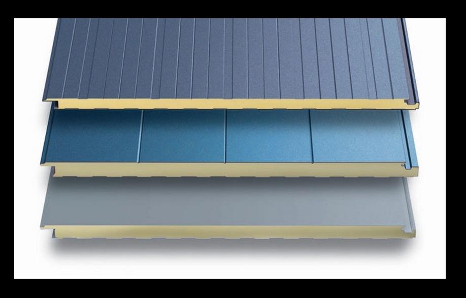 Acero corten for Tipos de laminas para techos de casas