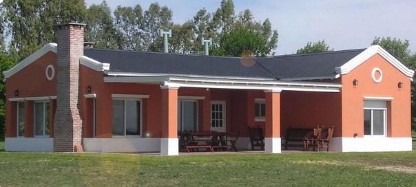 Casas de campo con encanto y estilo tradiconal