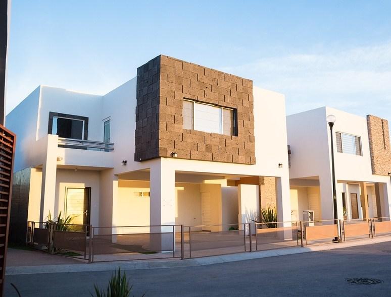 Fachadas de casas minimalistas part 3 for Piedras para fachadas minimalistas