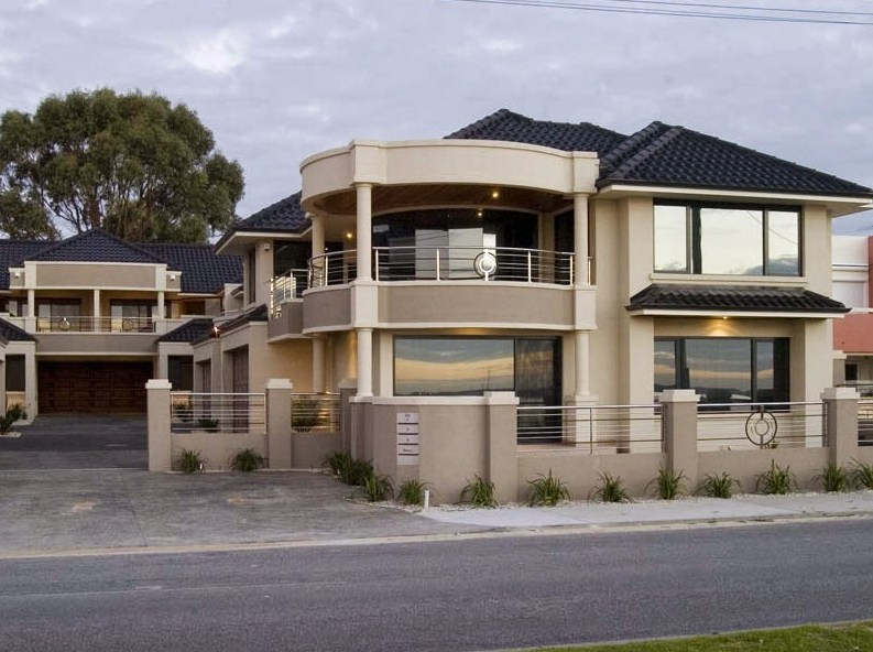 Fachadas de casas modernas y bonitas for Fachada de casas modernas y bonitas