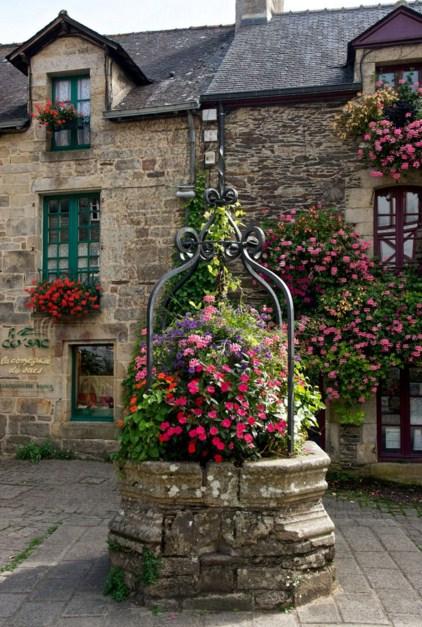 Fachadas De Casas Con Flores
