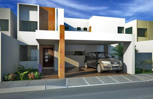 Fachadas de casas 2015