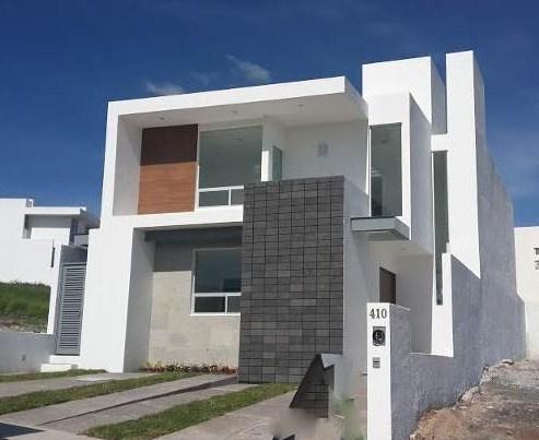 Fachadas de casas bonitas de dos pisos for Fachadas de casas modernas 2 pisos