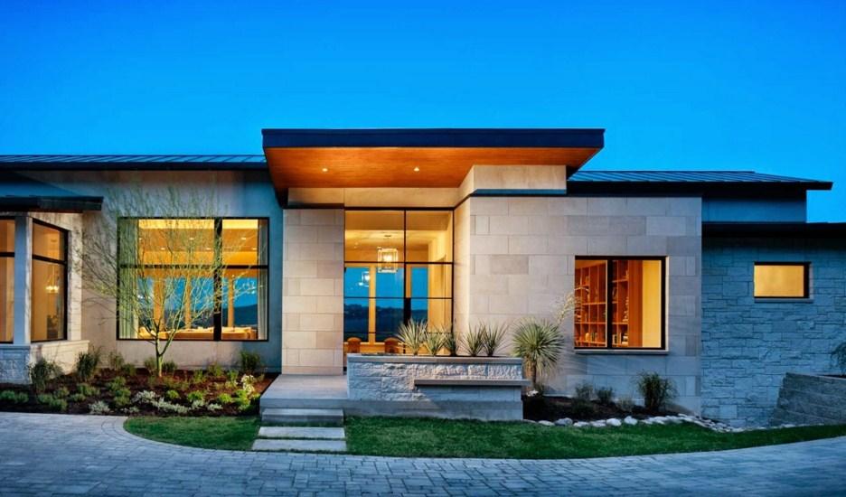 Fachadas de casas bonitas for Casas minimalistas bonitas