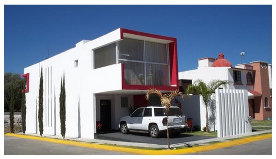 Materiales para frentes de casas part 8 - Color de fachadas de casas ...