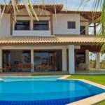 Fachadas de casas con teja
