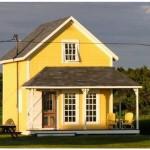 Fachadas de casas de campo – fotos e ideas