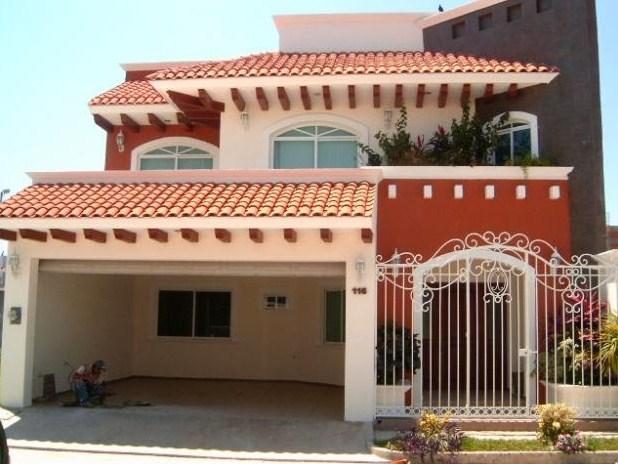 Colores de fachadas de casas - Casas exteriores ...
