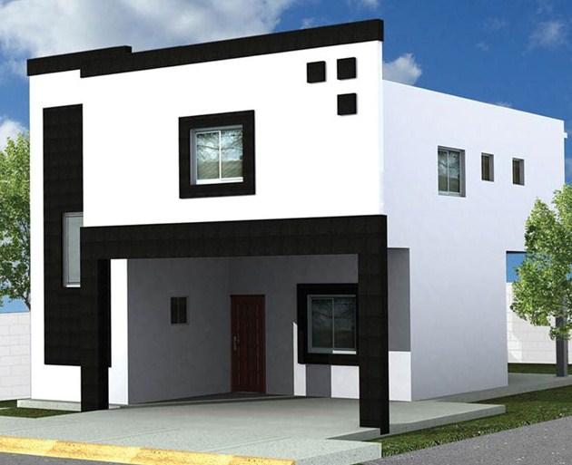 Minimalist facades