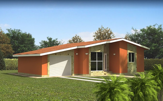 Modelos de casas sencillas - Casas prefabricadas en zaragoza ...