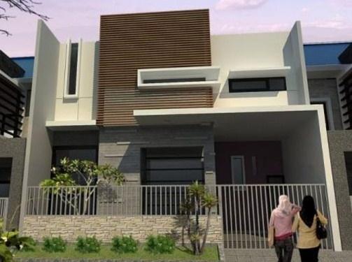 Fachadas de casas con molduras - Molduras para fachadas ...