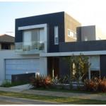 Tipos de fachadas de casas modernas