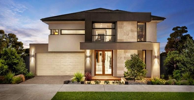 Fachadas de casas con ventanas fijas for Fachadas de ventanas para casas modernas
