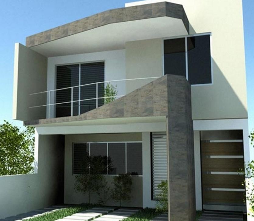 fachadas de casas de 2016