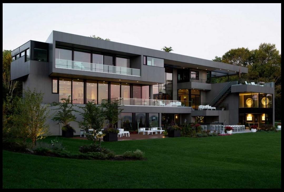 Fachada de casas modernas holidays oo for Fachada de casas