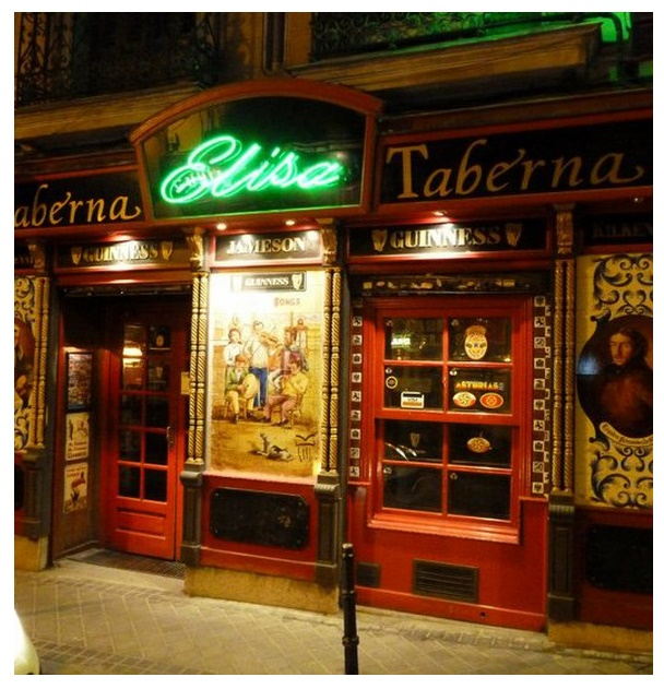 ver Facades of bars