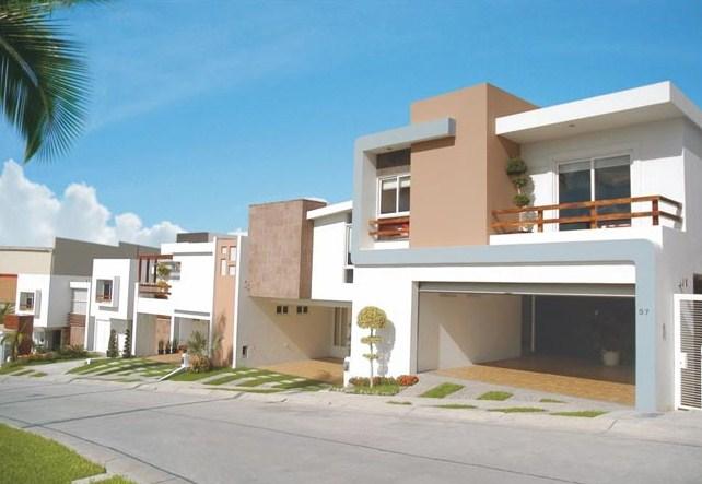 Casas residenciales