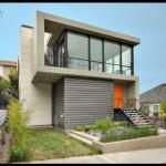 Casas con fachadas modernas minimalistas