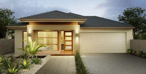 Fachadas bonitas y modernas