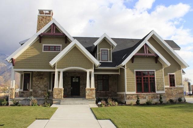 Fachadas con ventanas