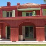 Fachadas de casas con tarquini