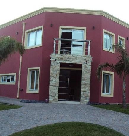 Fachadas de casas con tarquini - Revestimientos exteriores para casas ...