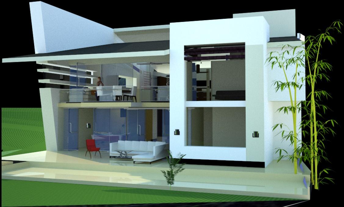Casas rusticas for Frentes de casas minimalistas