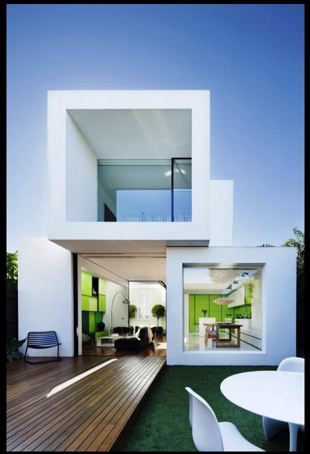 Imagenes de casa bonitas minimalistas for Casa tipo minimalista