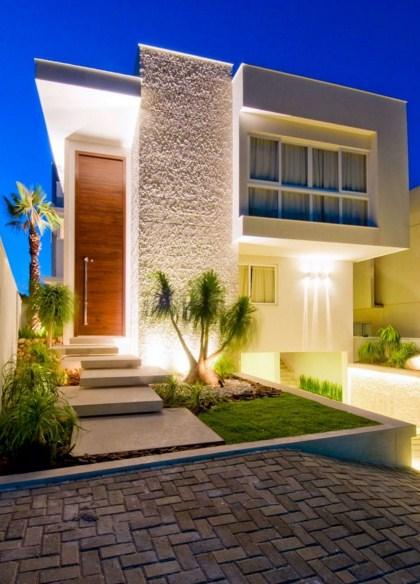 Fachadas de casas con piedra natural - Piedra natural para fachadas ...