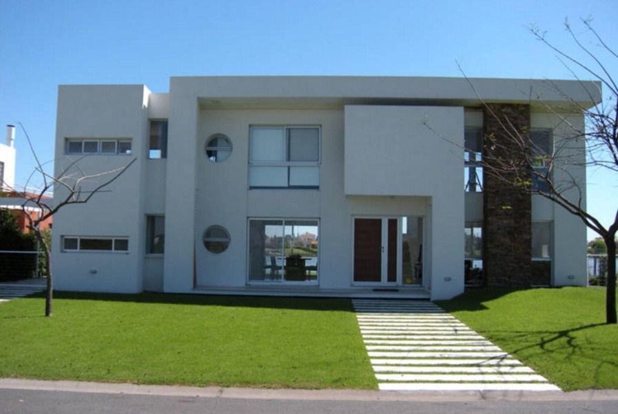Materiales para frentes de casas part 2 for Fachadas de ventanas para casas modernas