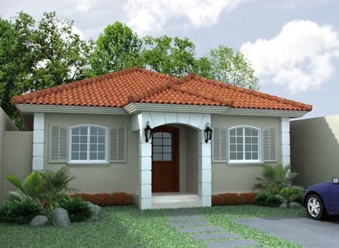 Modelos de casas sencillas pero bonitas for Planos de casas lindas