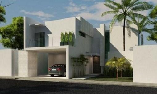 Casas con chaguaramos