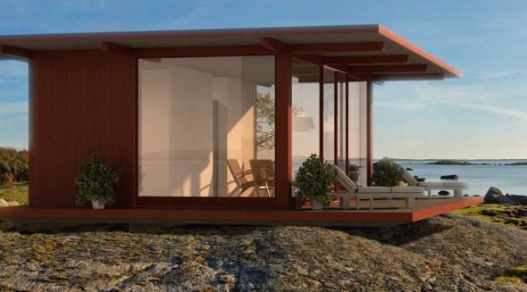 Fachadas de casas sencillas part 6 for Fachadas de ventanas para casas modernas