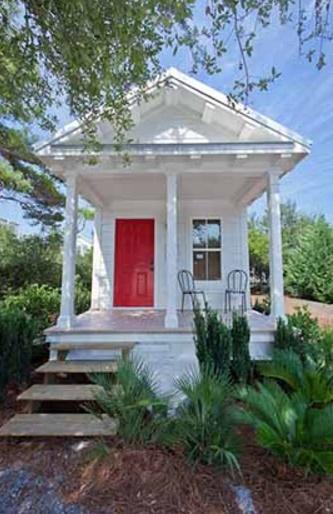 Fotos de fachadas de casas peque as for Mini casas modernas