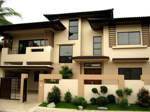 Casas grandes con balcon