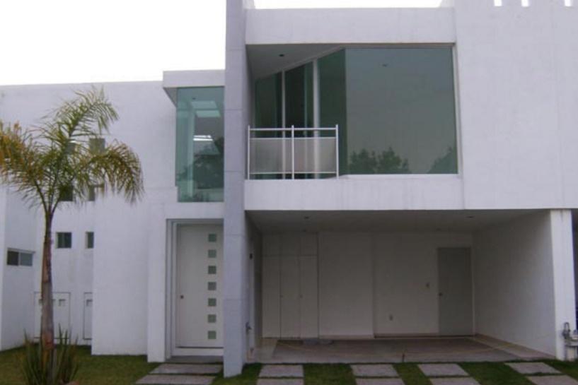 Fachada de duplex for Imagenes de techos modernos