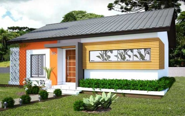 Techos de casas modernas pictures to pin on pinterest for Techos de casas en honduras