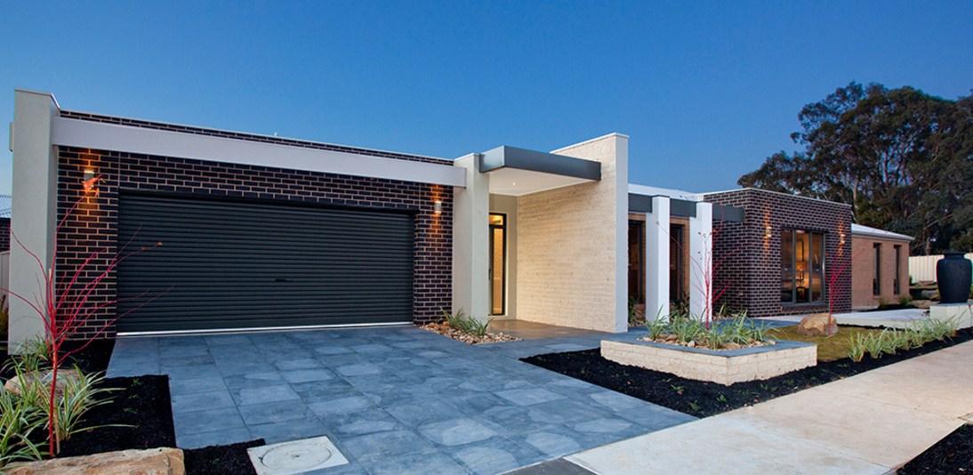 Fachadas de casas minimalistas part 2 for Fachadas de casas de una sola planta