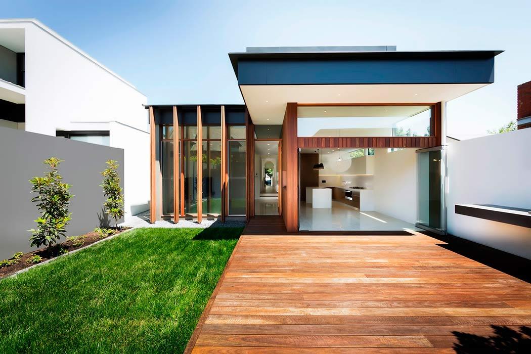 Fachadas de casas bonitas y sencillas for Fachadas d casas bonitas