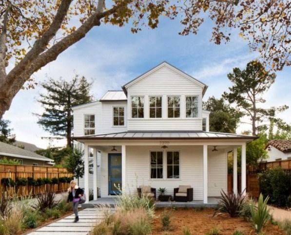 Casas bonitas con siding