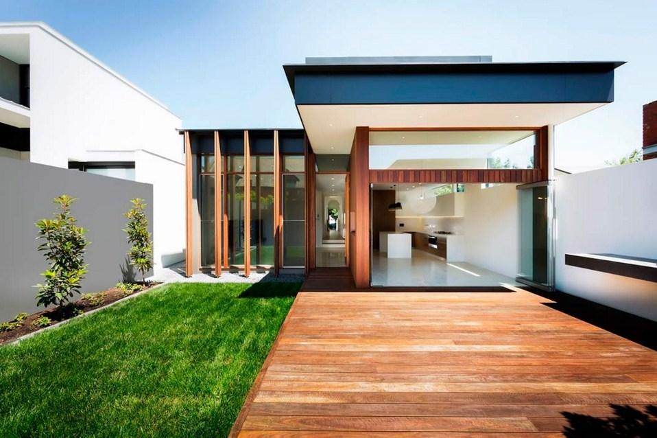 Diseños para fachadas de casas modernas