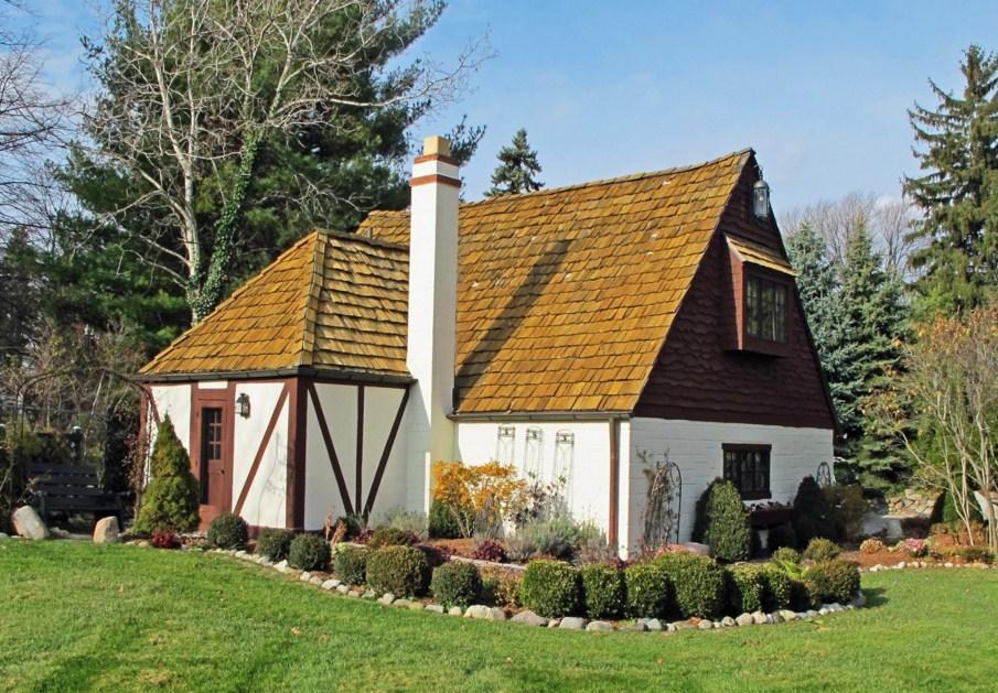 Fachadas de casas rusticas pequeñas y antiguas