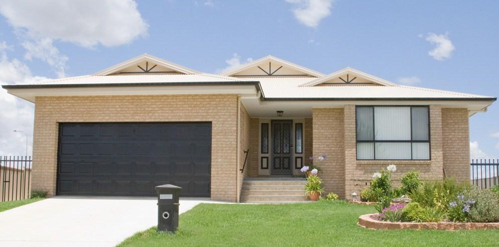 fachadas de casas modernas con ladrillo a la vista