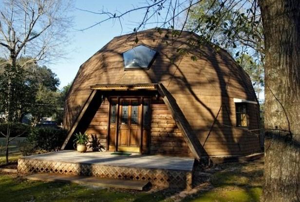 Photos of round houses
