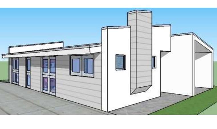 Fachadas de casas economicas for Fachadas de casas bonitas y economicas